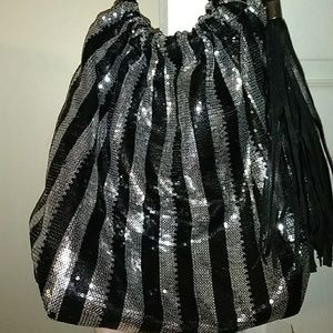 Steve Madden Sequin Shoulder Bag
